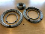 Catenary Wire 3mm Galvanised- 500M Drum